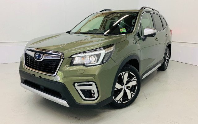 Subaru Forester 2.5i-S S5