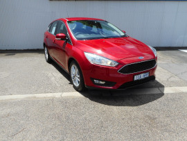 2017 Ford Focus LZ Trend Hatch