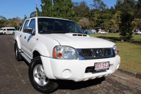 Nissan Navara ST-R D2