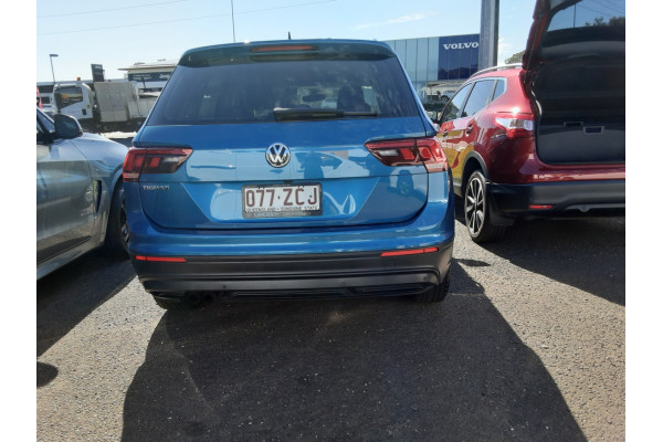 2016 MY17 Volkswagen Tiguan 5N  110TSI Trendline Suv Image 4