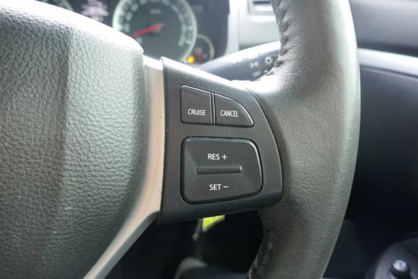 2014 Suzuki Swift FZ GL Hatchback