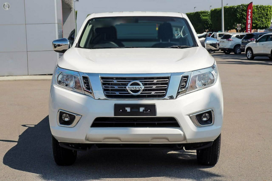 2019 Nissan Navara D23 Series 4 RX 4x2 Single Cab Chassis Cab chassis