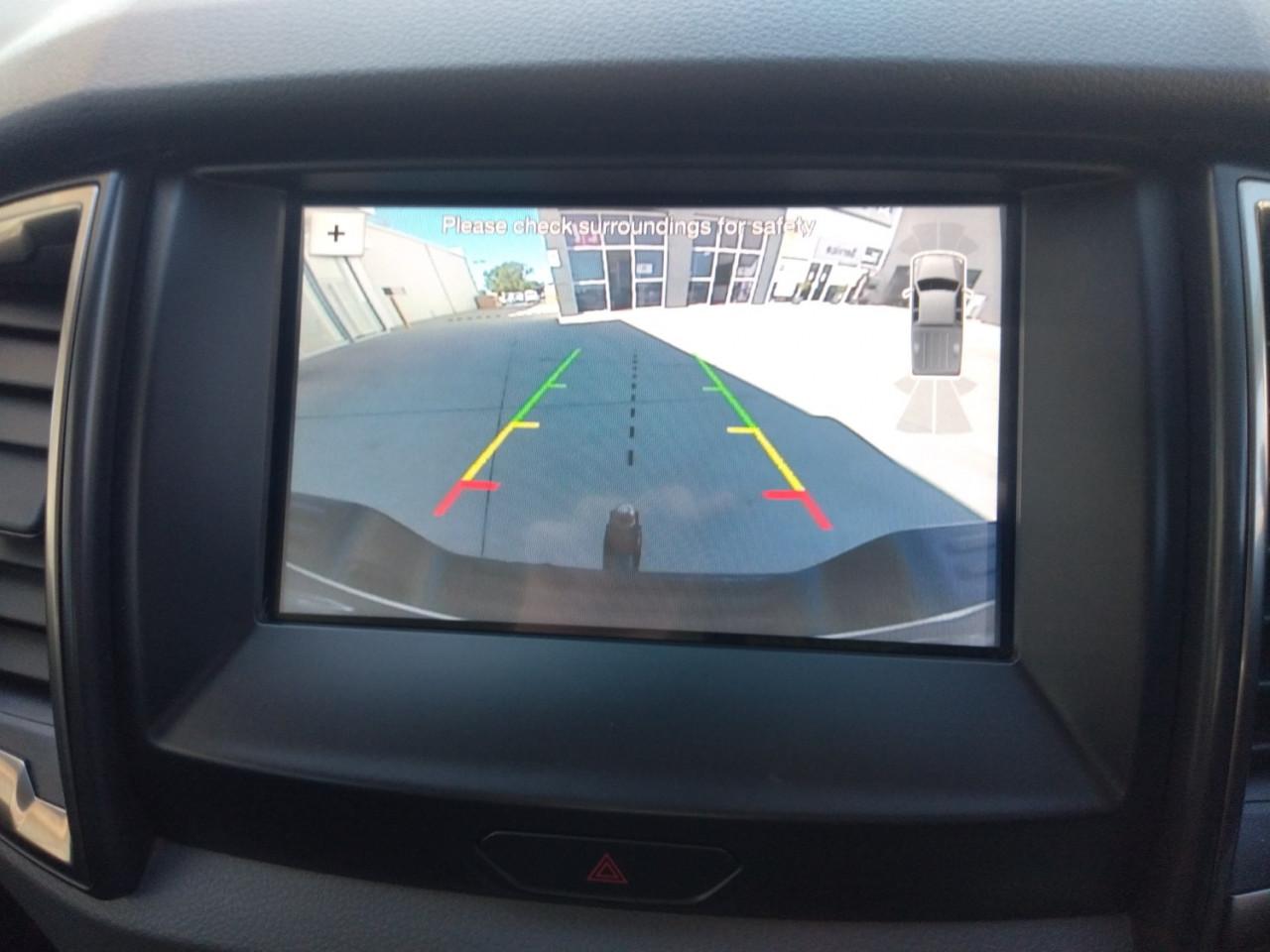 2017 Ford Ranger PX MKII XLT Utility Image 18