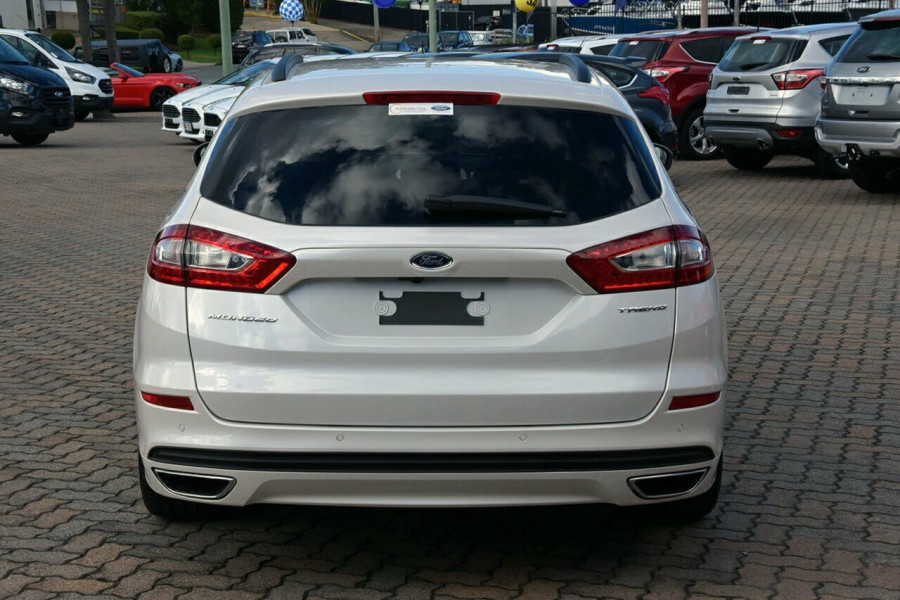2018 MY18.75 Ford Mondeo MD Trend Wagon Wagon