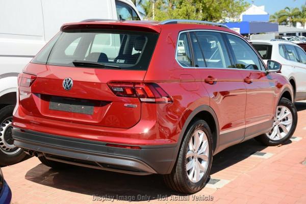 2020 Volkswagen Tiguan 5N 110TSI Comfortline Allspace Suv Image 3