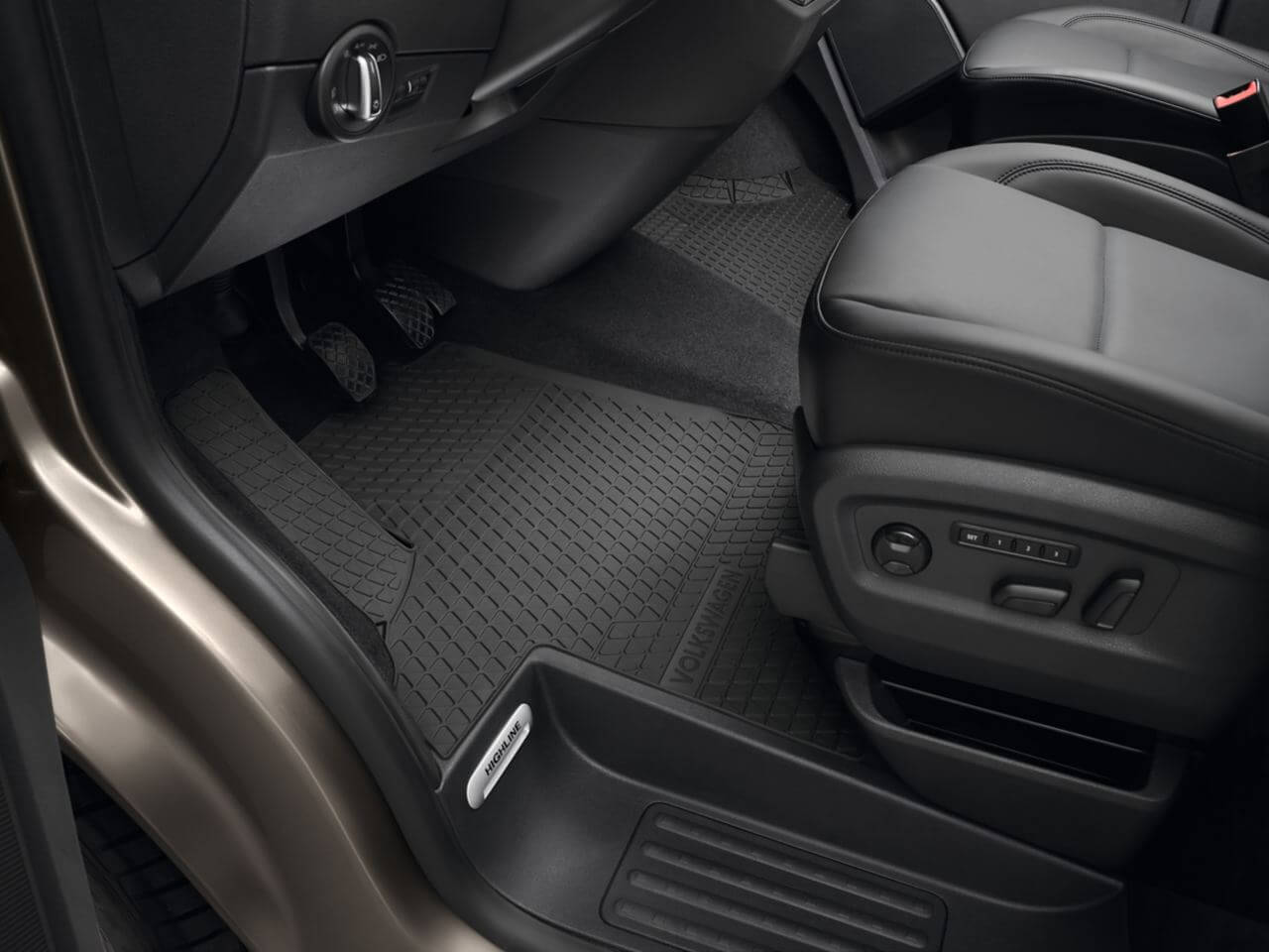 Rubber floor mats Travel and comfort Image