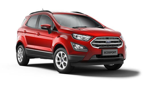 2018 MY18.75 Ford EcoSport BL Trend Wagon