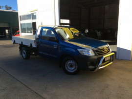 Toyota Hilux Workmate TGN16R MY14