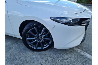 2019 Mazda 3 BP Series G20 Evolve Hatchback Image 5