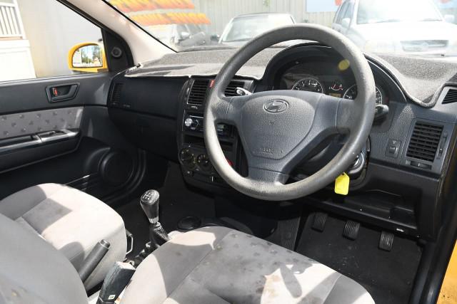 2004 Hyundai Getz TB MY04 GL Hatchback Image 8