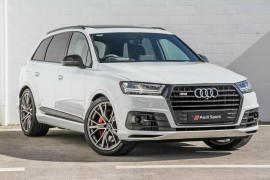 Audi SQ7 TDI Tiptronic Quattro Black Edition 4M MY19