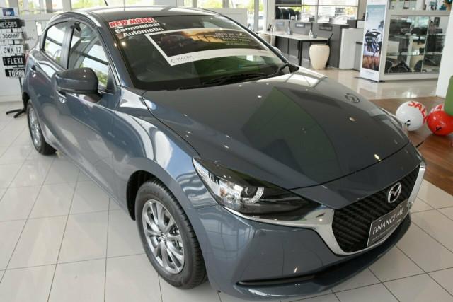 2020 Mazda 2 DJ Series G15 Pure Hatchback