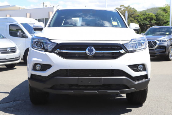 2020 MY20.5 SsangYong Musso Q201 Ultimate XLV Utility Image 5