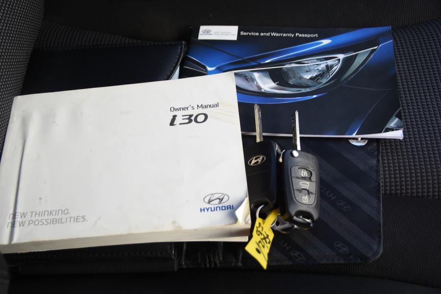 2013 Hyundai I30 GD Active Wagon Image 19