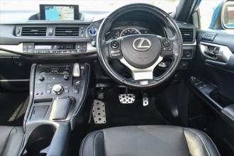 2017 MY16 Lexus Ct ZWA10R  CT200h F CT200h - F Sport Hatchback image 20