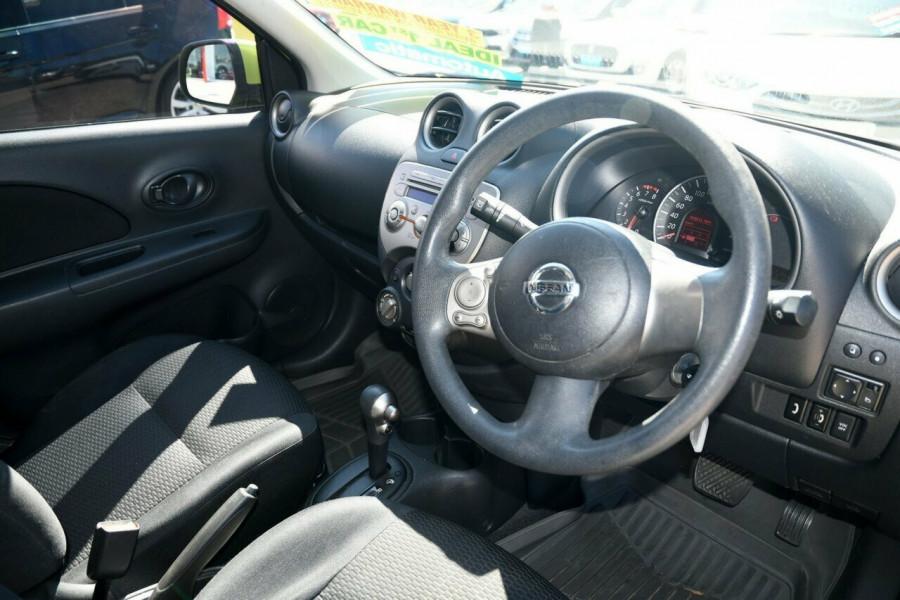2011 Nissan Micra K13 ST Hatchback