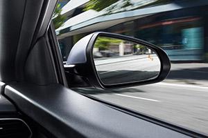 Veloster Hyundai SmartSense safety.