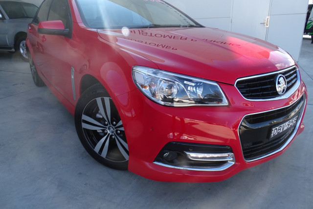 2015 Holden Commodore Storm