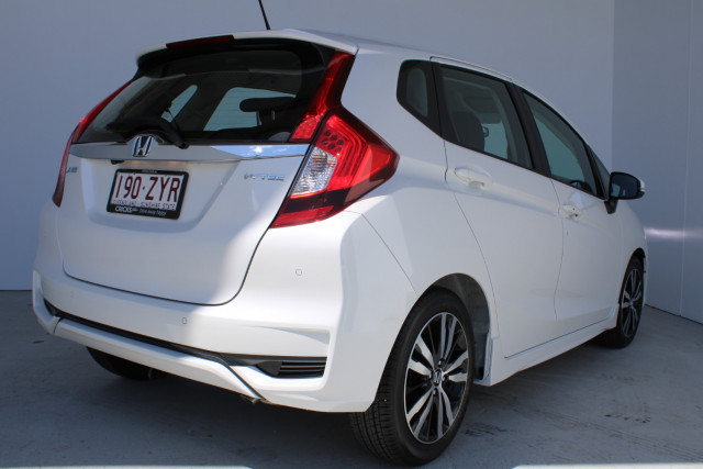 2020 MY21 Honda Jazz GF VTi-L Hatch Image 5