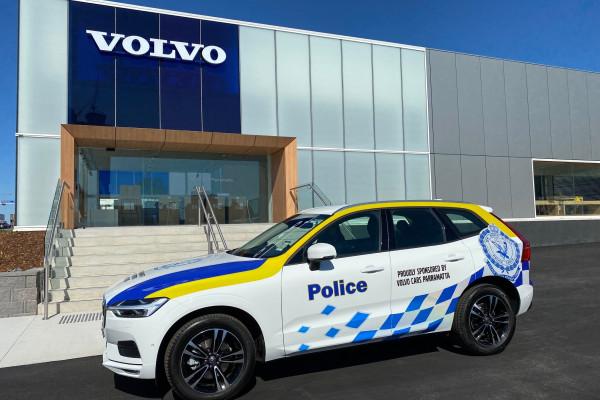 Volvo Cars Rushcutters Bay & Parramatta in the community