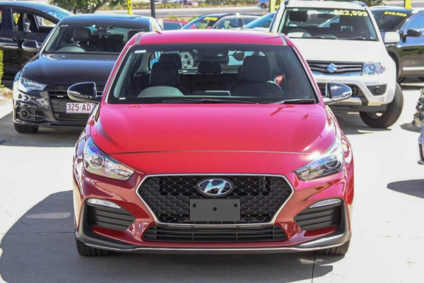 2019 MY20 Hyundai i30 PD.3 MY20 N Line Hatchback