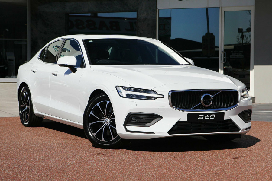 2019 MY20 Volvo S60 (No Series) T5 Momentum Sedan Mobile Image 1