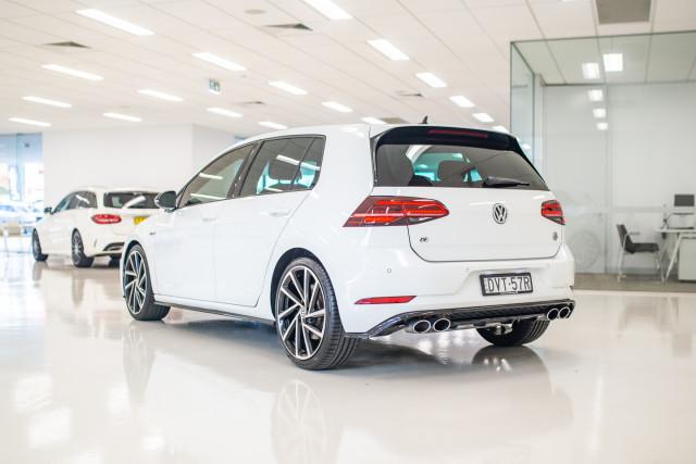 2017 MY18 Volkswagen Golf 7.5 R Grid Edition Hatch Image 6