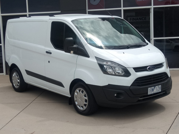 2017 Ford Transit VO 350L Van