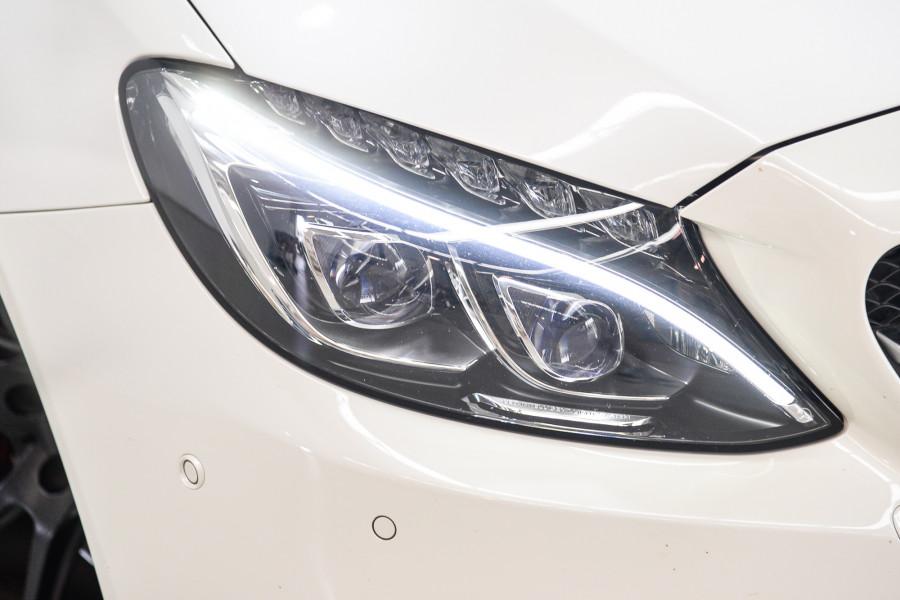 2016 Mercedes-Benz C 63 S