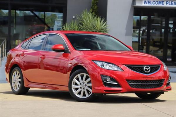 Mazda 6 Touring GH Series 2 MY12