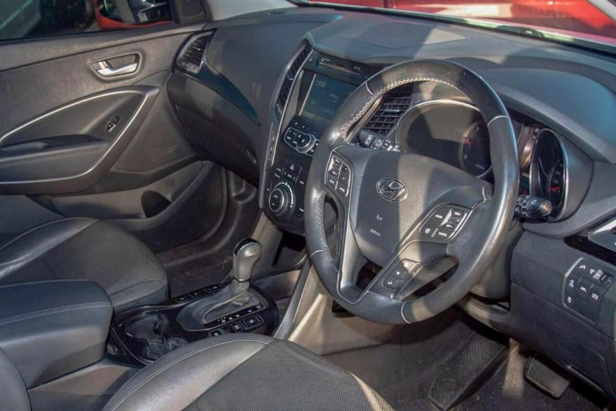 2015 Hyundai Santa Fe DM MY15 Highlander CRDi (4x4) Suv Image 6