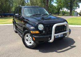 Jeep Cherokee SPORT (4X4) KJ MY05 UPGRADE
