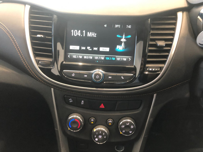 2017 Holden Trax TJ LS Suv Image 8