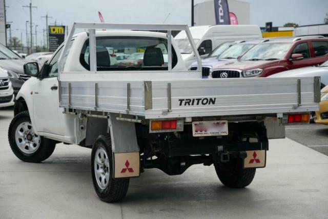 2007 Mitsubishi Triton GLX 4x2