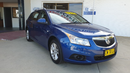 2014 Holden Cruze JH Series II CD Wagon Image 3