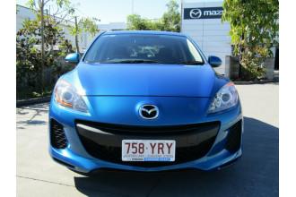 2013 Mazda 3 BL10F2 MY13 Neo Activematic Hatchback Image 2