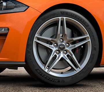 Mustang Forged Aluminium Wheels