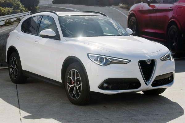 Alfa Romeo Stelvio Stelvio