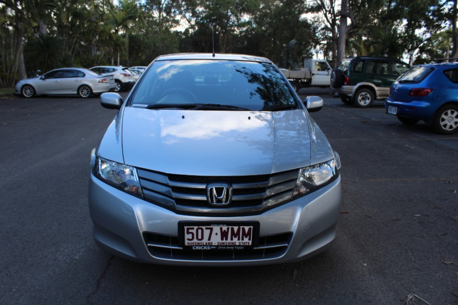 2009 Honda City GM VTi Sedan
