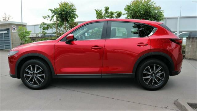 2021 Mazda CX-5 KF Series GT Suv Mobile Image 6