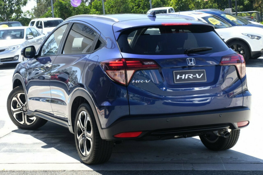 2017 Honda HR-V MY17 VTi-L Hatchback