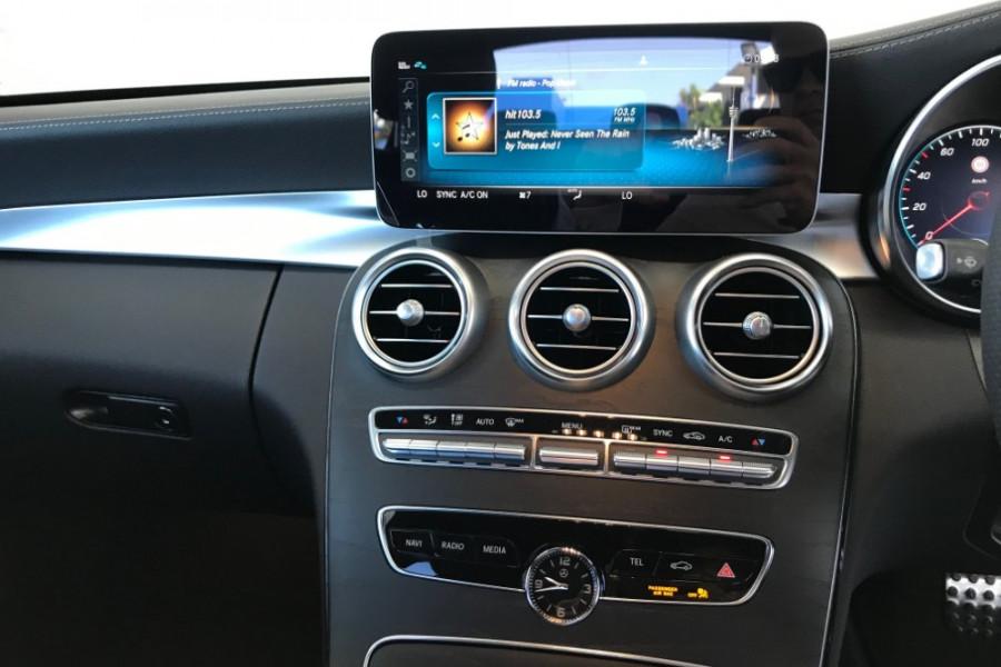 2019 Mercedes-Benz C-class W205 809MY C300 Sedan Image 14