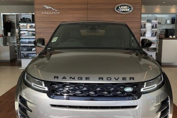 2019 MY20 Land Rover Range Rover Evoque L551 R-Dynamic SE Suv Image 4