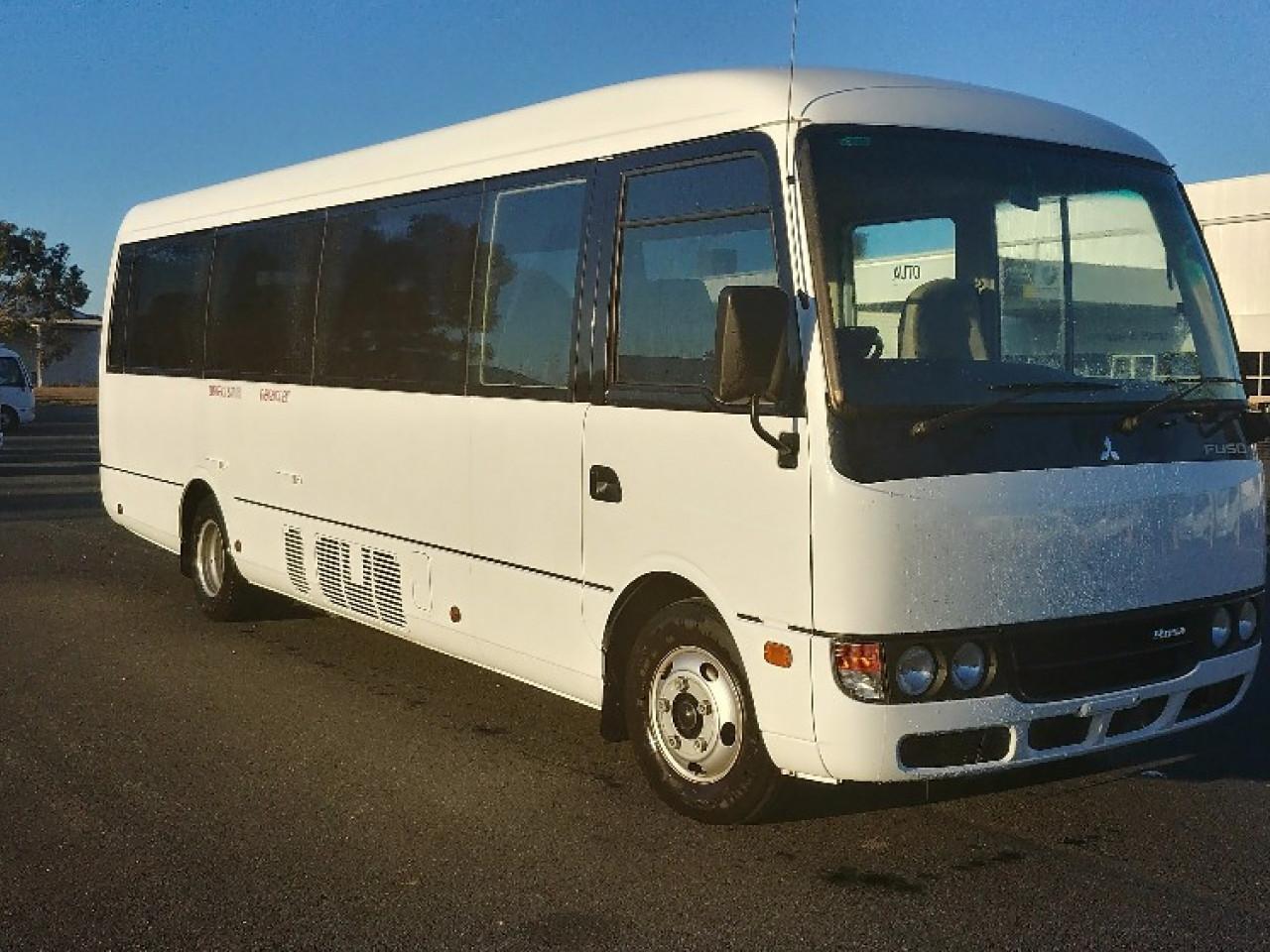 2012 Fuso Rosa B64 25 SEATS