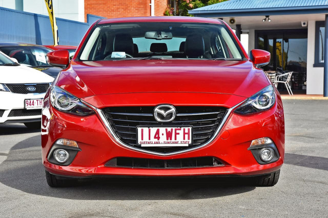 2015 Mazda 3 BM Series SP25 GT Hatchback Image 3