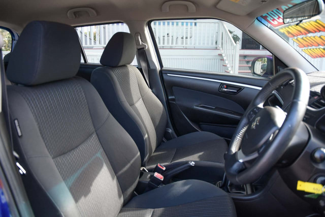 2015 Suzuki Swift FZ MY15 GL Navigator Hatchback Image 12