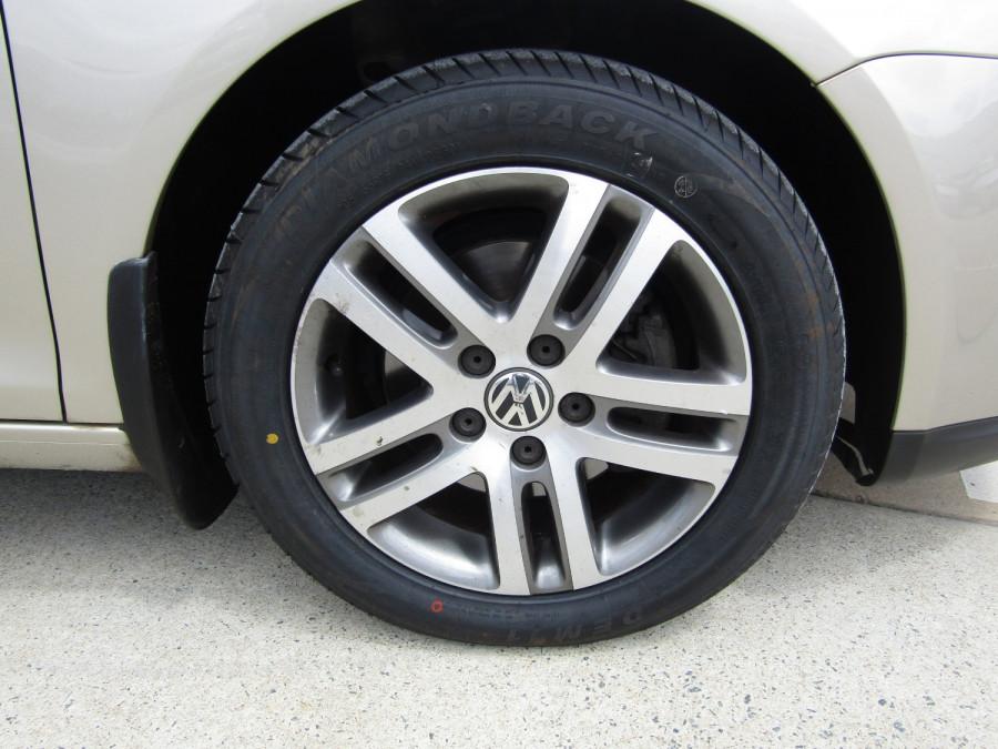 2007 Volkswagen Jetta 1KM  TDI Sedan Image 10