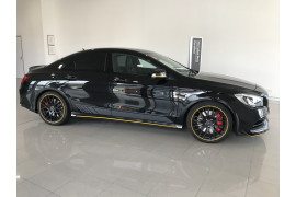 2018 MY58 Mercedes-Benz Cla-class C117 808+058MY CLA45 AMG Coupe Image 4