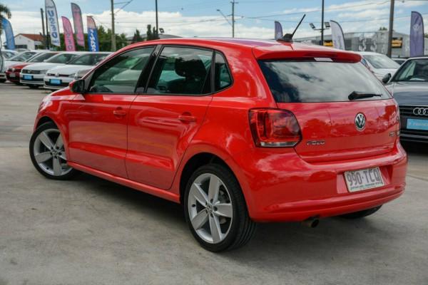 2013 MY13.5 Volkswagen Polo 6R MY13.5 77TSI DSG Comfortline Hatchback