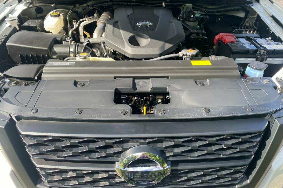 2021 Nissan Navara D23 Dual Cab SL Pick Up 4x4 Utility Image 13